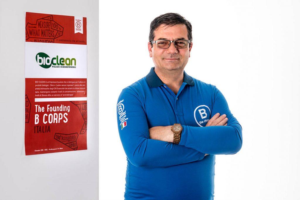 Alberto Gallo - Titolare BioClean Impresa Pulizie Bio, Milano